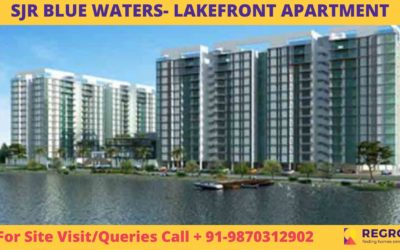 SJR BLUE WATERS- LAKEFRONT APARTMENT