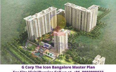 G Corp The Icon Thanisandra Bangalore