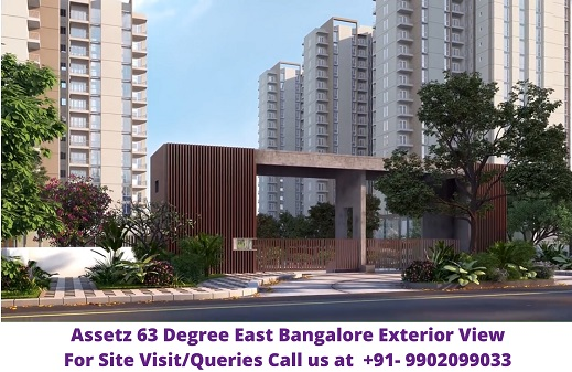 Assetz 63 Degree East Bangalore