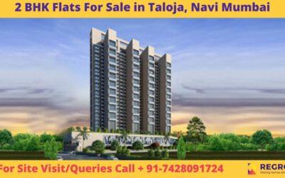 2 BHK Flats in Taloja Navi Mumbai