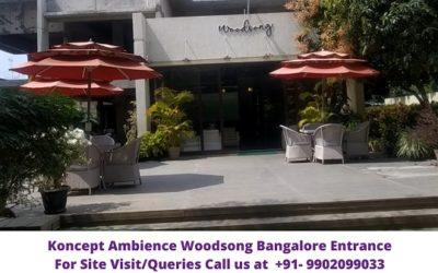 Koncept Ambience Woodsong Gunjur Road Bangalore
