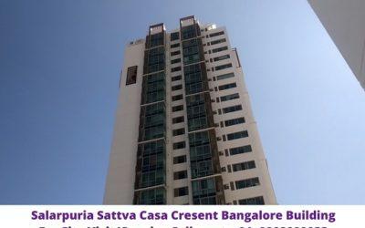 Salarpuria Sattva Casa Cresent Benson Town Bangalore