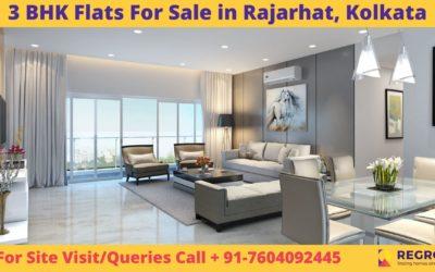 3 BHK Flats For Sale in Rajarhat, Kolkata