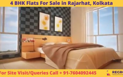 4 BHK Flats For Sale in Rajarhat, Kolkata