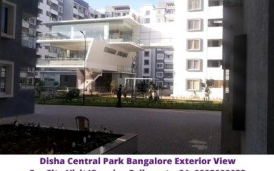 Disha Central Park Bangalore