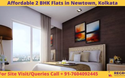 Affordable 2 BHK Flats in Newtown, Kolkata