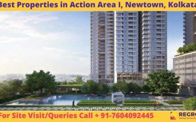 Best Properties in Action Area I, Newtown, Kolkata