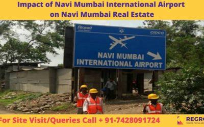 Impact of Navi Mumbai International Airport on Navi Mumbai Real Estate