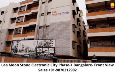 Laa Moon Stone Electronic City Phase-1