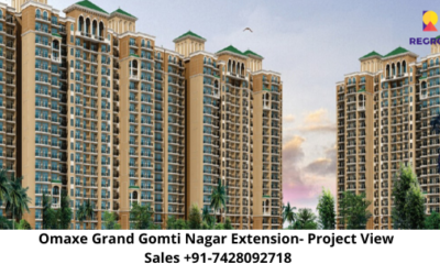 Omaxe Grand Gomti Nagar Extension