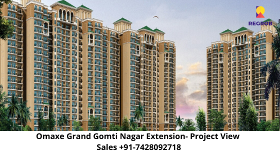 Omaxe Grand Gomti Nagar Extension