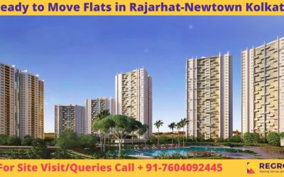Ready to Move Flats in Rajarhat-Newtown Kolkata