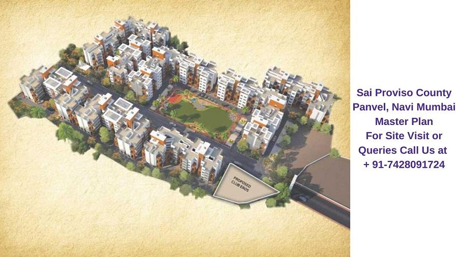 Sai Proviso County Panvel Navi Mumbai Master Plan