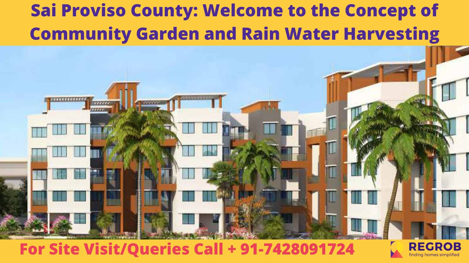 Sai Proviso County_ Welcome to the Concept of Community Garden and Rain Water Harvesting