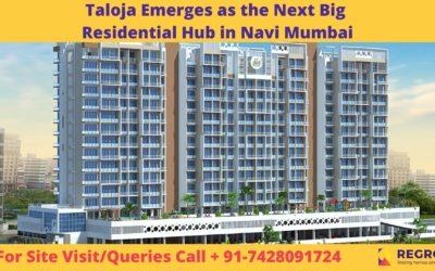 Taloja Emerges as the Next Big Residential Hub in Navi Mumbai