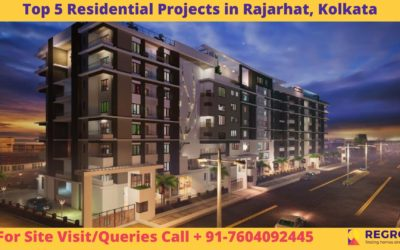 Top 5 Residential Projects in Rajarhat Kolkata