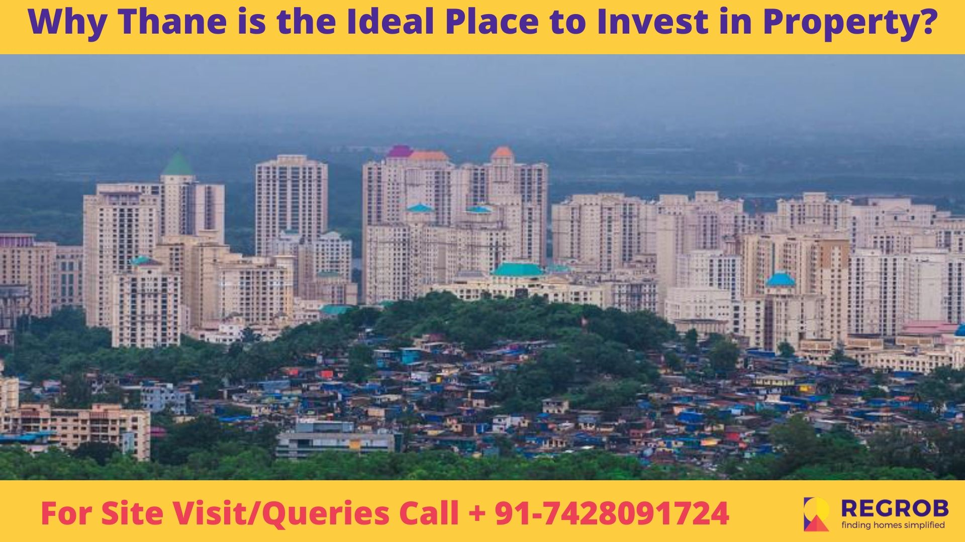 Why Thane is the Ideal Place to Invest in Property 2