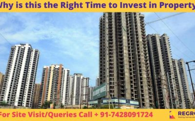 Why is this the Right Time to Invest in Property?