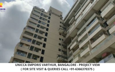 Unicca Emporis Varthur Bangalore