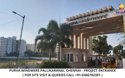 Purva Windmere Pallikaranai Chennai