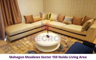 Mahagun Meadows Villas sector 150 Noida