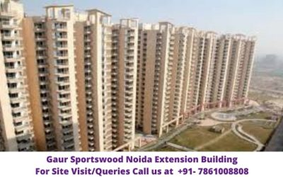 Gaur Sportswood Noida