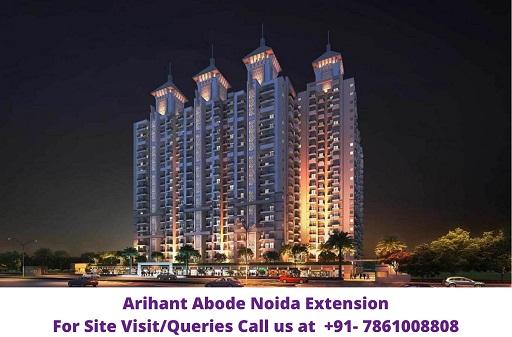 Arihant Abode Noida Extension