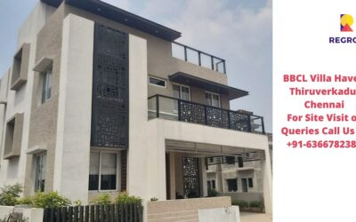 BBCL Villa Haven Thiruverkadu, Chennai Actual View of Villa
