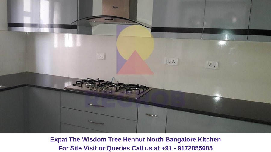 Expat The Wisdom Tree Hennur North Bangalore Kitchen