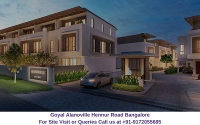 Goyal Alanoville Hennur Road Bangalore
