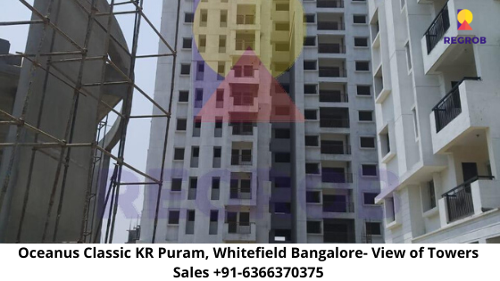 Oceanus Classic KR Puram Whitefield Bangalore
