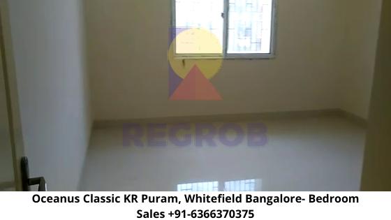 Oceanus Classic KR Puram Whitefield Bangalore bedroom