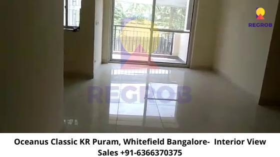 Oceanus Classic KR Puram Whitefield Bangalore actual image