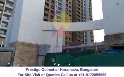 Prestige Gulmohar Horamavu, Bangalore Exterior View