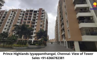Prince Highlands Iyyappanthangal, Chennai