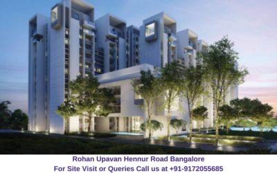 Rohan Upavan Hennur Road Bangalore