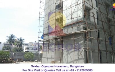 Sekhar Olympus Horamavu, Bangalore Actual View (1)