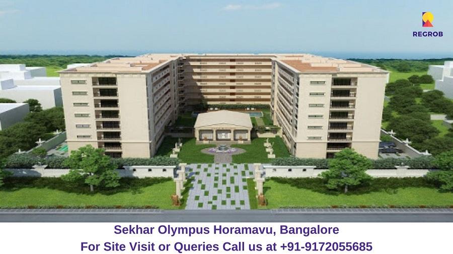 Sekhar Olympus Horamavu, Bangalore