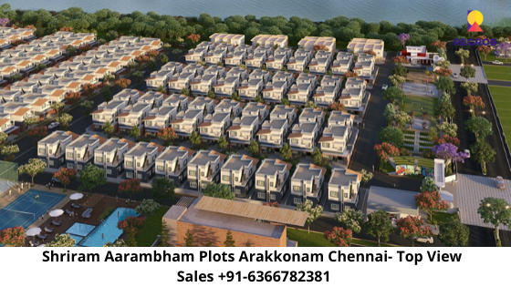 Shriram Aarambham Plots Arakkonam Chennai