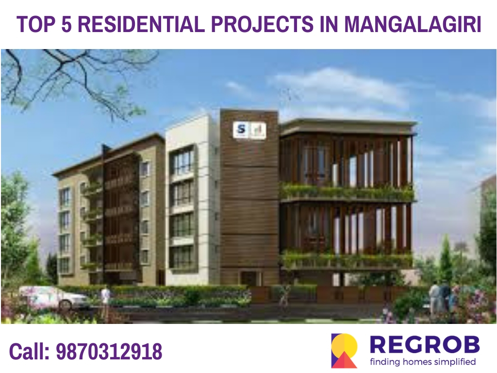 TOP 5 Residential Project in Mangalagiri