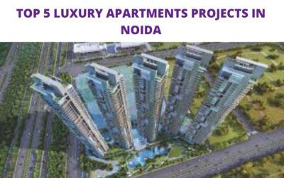 Best Luxury Residential Projects in Noida