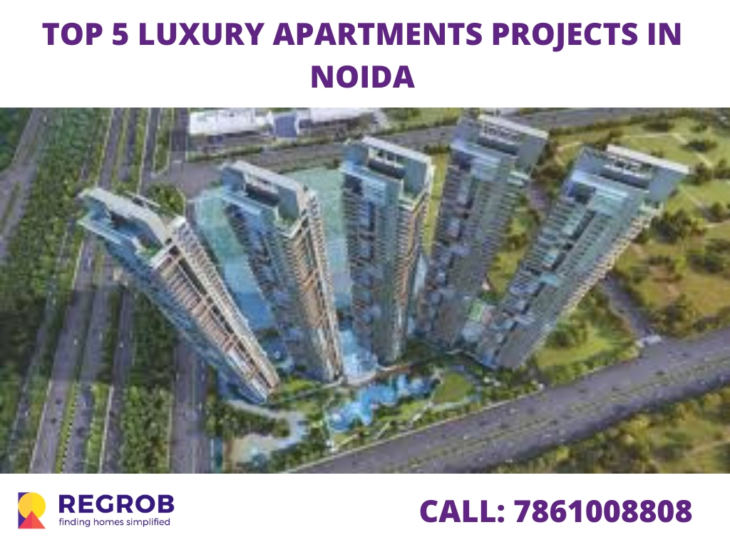 Best Luxury Residential Projects in Noida
