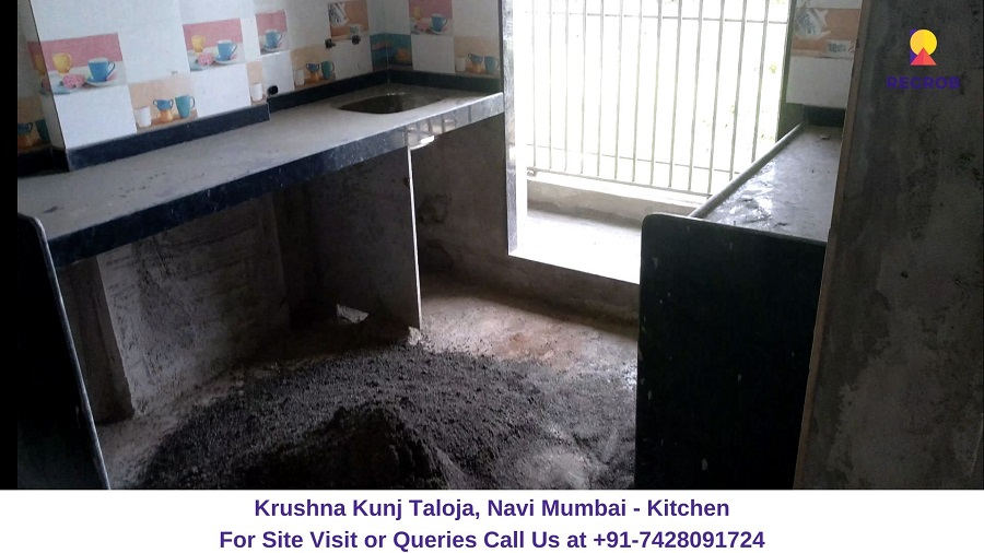 Krushna Kunj Taloja, Navi Mumbai Kitchen