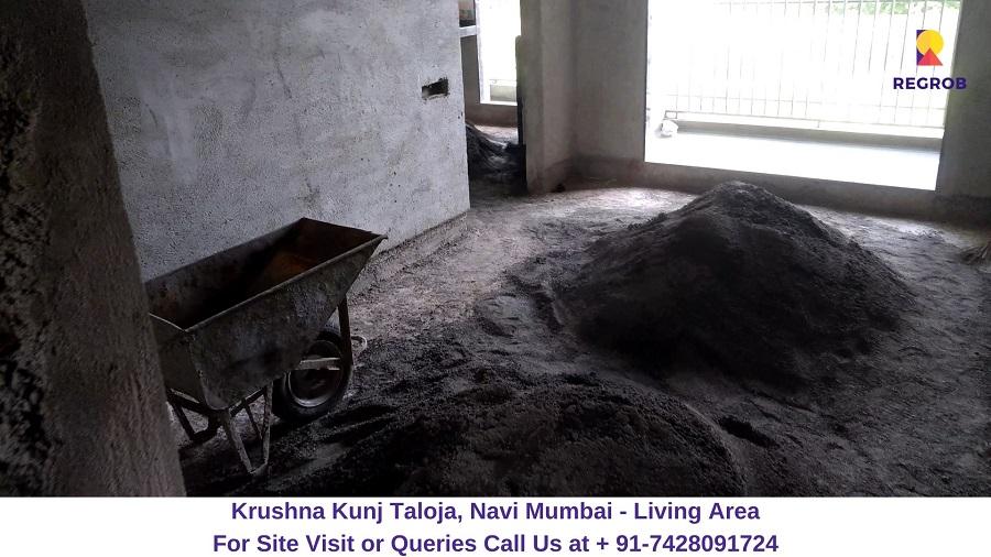 Krushna Kunj Taloja, Navi Mumbai Living Area