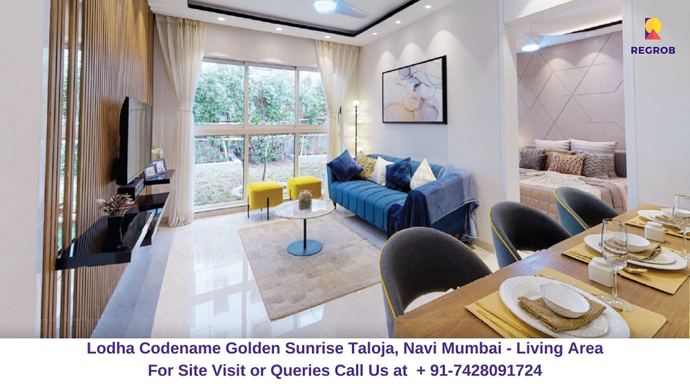Lodha Codename Golden Sunrise Taloja Road Navi Mumbai Price