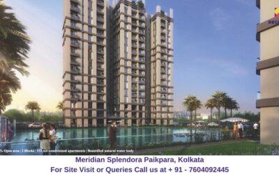 Meridian Splendora Paikpara, Kolkata Elevated View