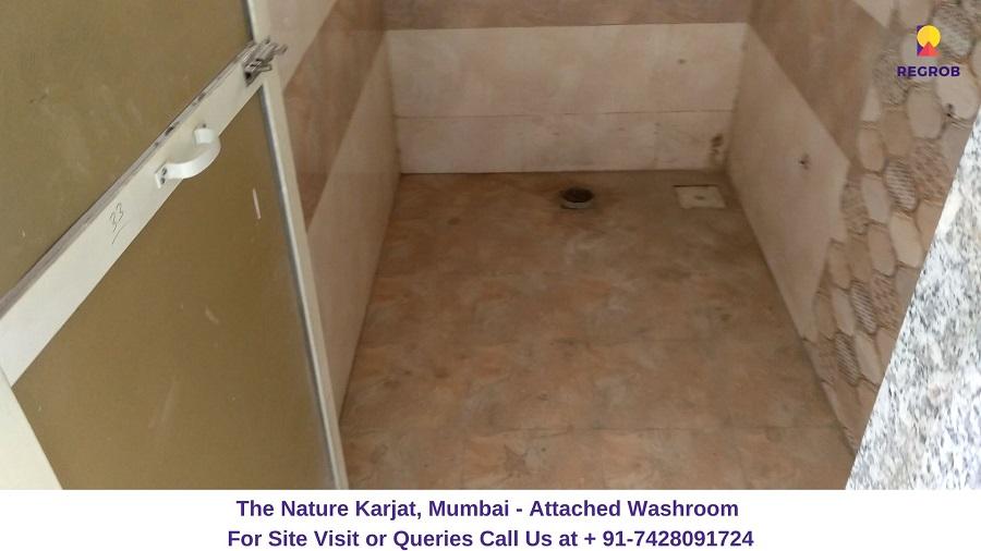2 BHK Flat Attached Washroom