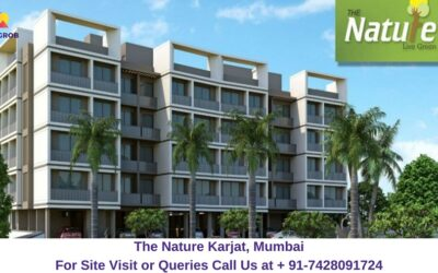 The Nature Karjat, Mumbai Elevated View