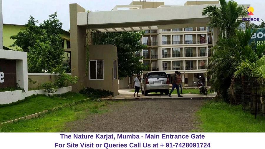 The Nature Karjat, Mumbai Main Entrance