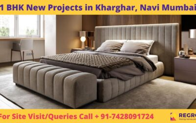 1 BHK New Projects in Kharghar, Navi Mumbai